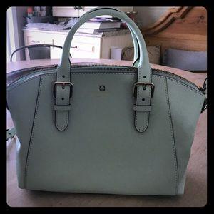 Kate spade medium size Cameron Street satchel.
